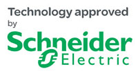 HMS ist Technologiepartner beim Collaborative Automation Partner Program von Schneider Electric