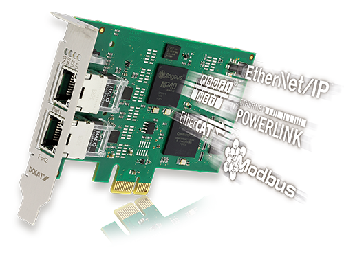 PC-Interfacekarte für Industrial Ethernet