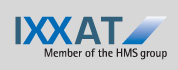 Member of HMS group: IXXAT