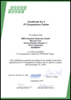Profinet-Zertifikat