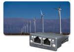 Anybus-Kommunikationsmodule von HMS werden in Windparks eingesetzt