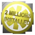 2 Millionen verkaufte Anybus-Module