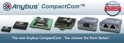 Neues Anybus-CompactCom-Konzept