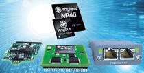 Netzwerkschnittstelle für Feldbus und Ethernet