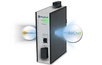 Das Gateway integriert Modbus-Geräte in BACnet-Netzwerke